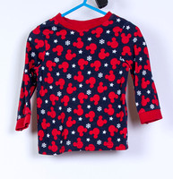 Mickey Mouse Top Size 9-12 months