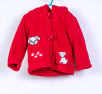 Dalmations Jacket Ages 9-12 Months