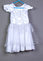 White star dress Ages 5-6 years